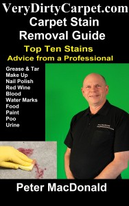 Carpet Stain Removal Guide for Carpet Cleaning Canberra